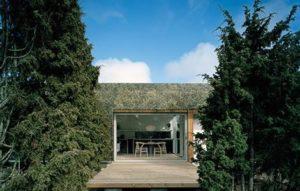 Hans Murman Architects (Швеция). Можжевеловый дом