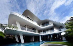 Aamer Architects (Малайзия). В доме-корабле да по волнам города…