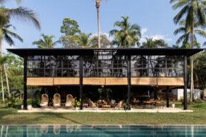 Минимализм в тропиках: отель Palm на Шри-Ланке