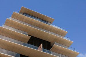 Новый жилой дом Arte от Антонио Читтерио в Майами-Бич