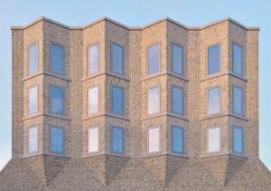 Там, где живут здания: реконструкция музея в Лейдене