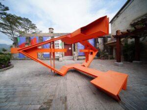 Студия Фрэнка Хаверманса представила инсталляцию «Социальный магнит» для Шэньчжэньской биеннале