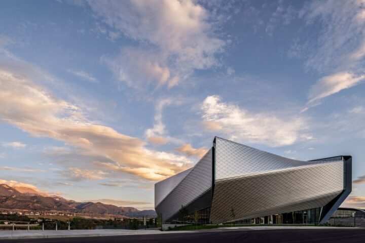 Diller Scofidio + Renfro построили Олимпийский и паралимпийский музей в США