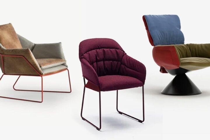 Копипаст: кресло, которое можно «переодевать»