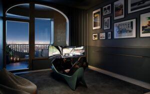 Дэвид Аджайе x Aston Martin: лимитированная коллекция автомобилей и апартаменты в Нью-Йорке