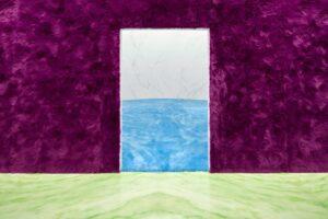 Рем Колхас придумал сценографию для показа Prada