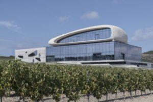 Винодельня Côte Rocheuse на премии ArchDaily «Здание года 2021»