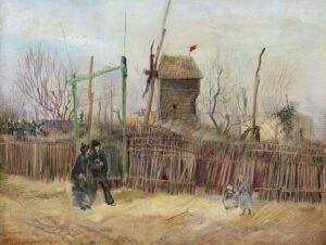 Впервые будет представлена редкая картина Ван Гога 1887 года