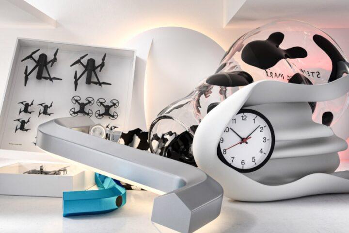 Новая коллекция IKEA на стыке искусства и функционального дизайна