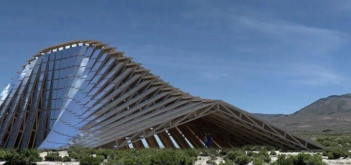 Концепция напечатанного на 3D-принтере стального пешеходного моста получила премию Forge Prize 2021