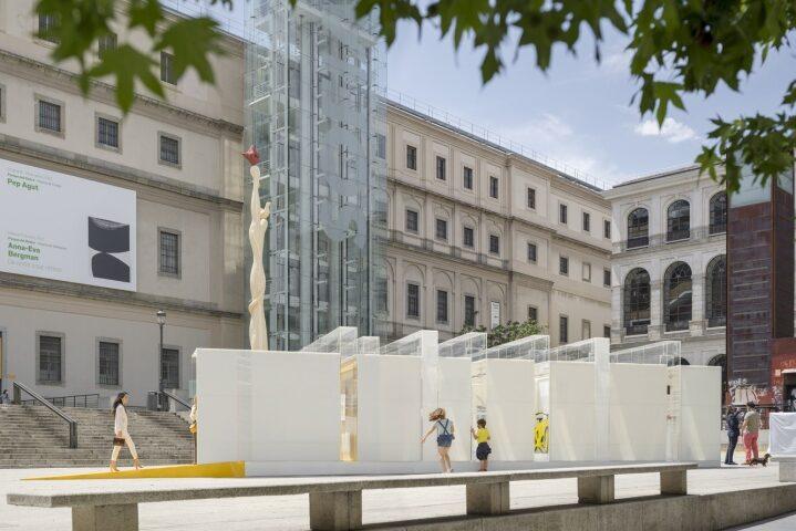 Музей пластика в Мадриде будет полностью переработан
