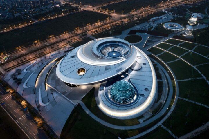 Ennead Architects построили самый большой в мире музей астрономии