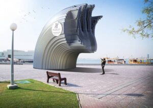 Представлен дизайн часов обратного отсчета для Чемпионата мира по футболу в Катаре