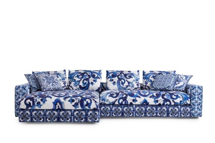 Dolce&Gabbana представили первую коллекцию декора для дома